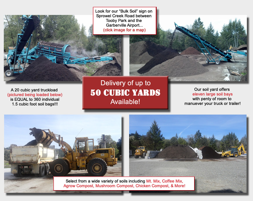 Randall Sand And Gravel Soil Yard